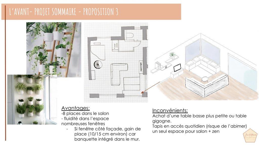 extension 3 aménagement