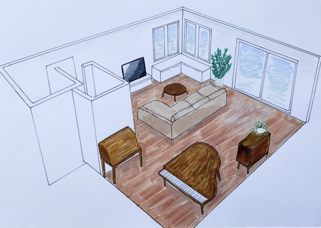 perspective extension salon